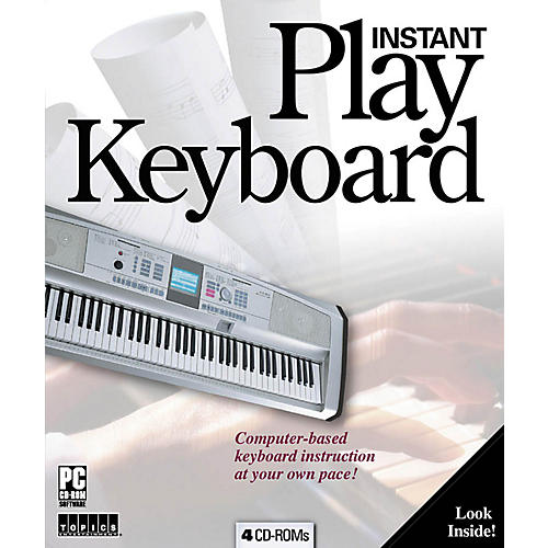 Music Sales Instant Play Keyboard Music Sales America Series CD