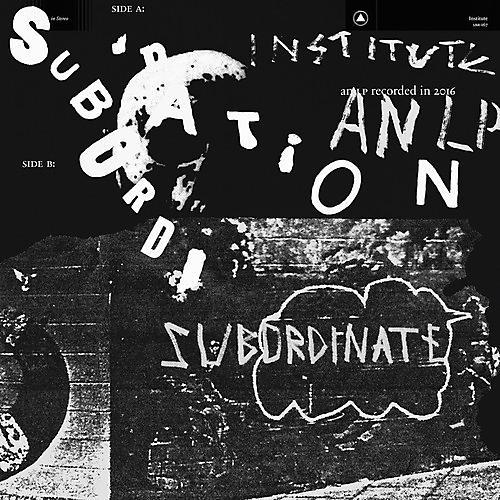 Alliance Institute - Subordination