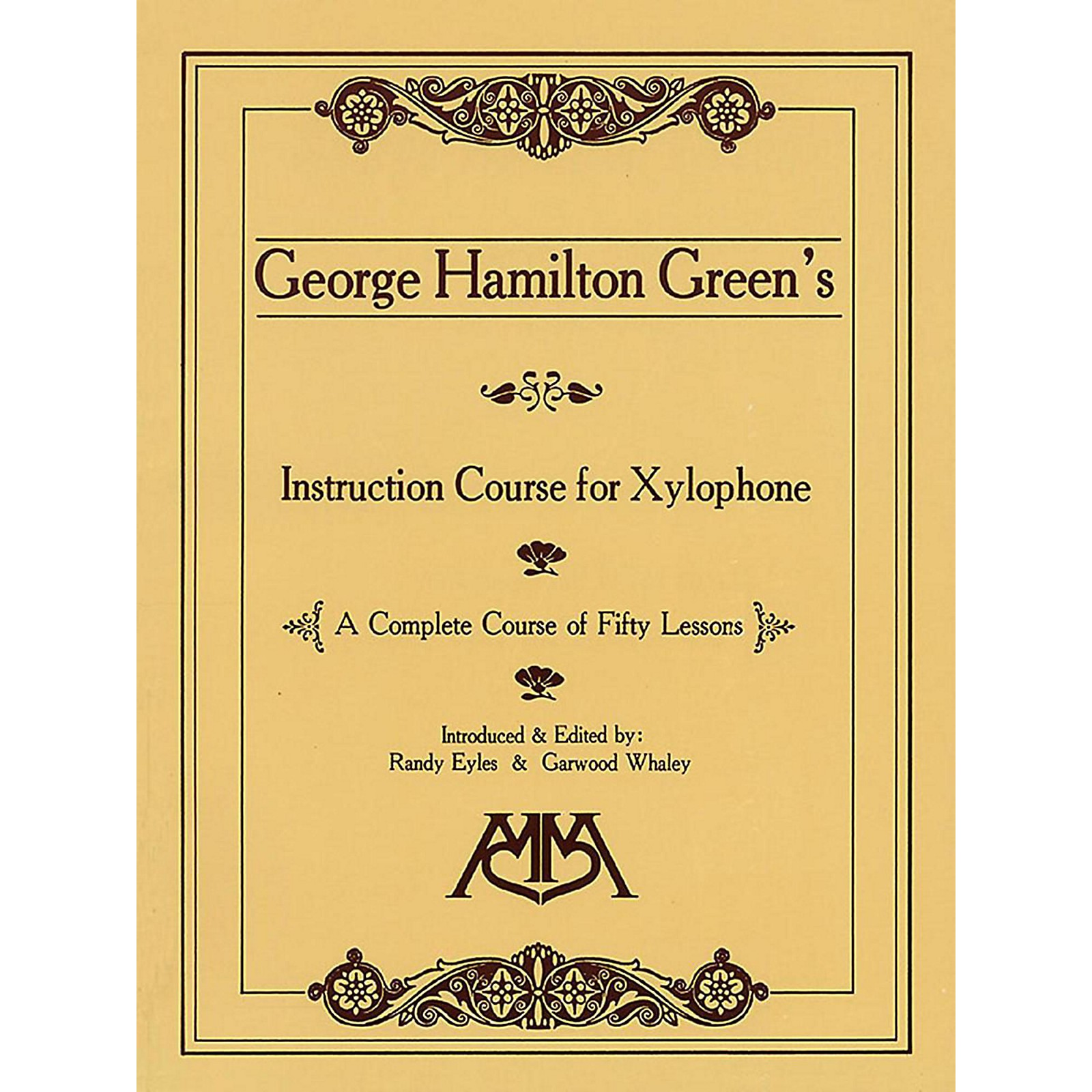 Meredith Music Instruction Course For Xylophone by George Hamilton Green