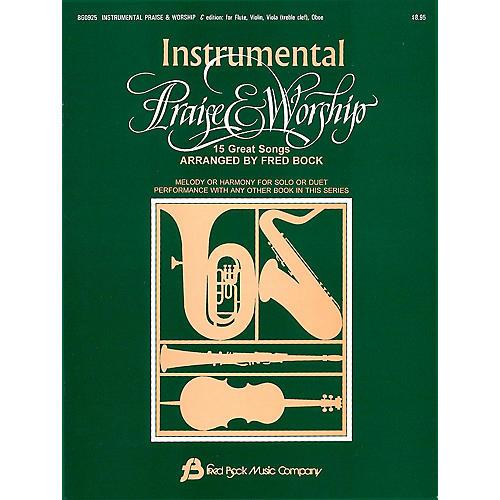 Fred Bock Music Instrumental Praise & Worship C