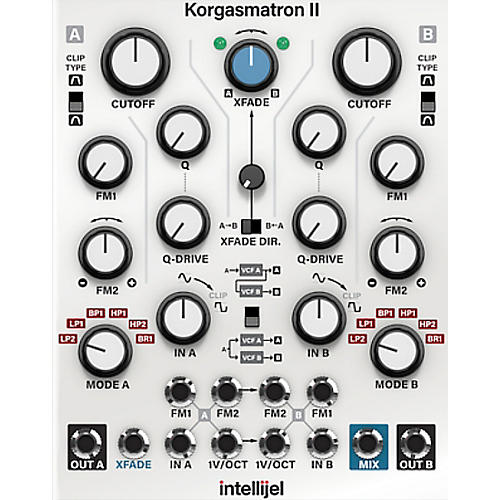 Softube Intellijel Korgasmatron II Add-on for Modular