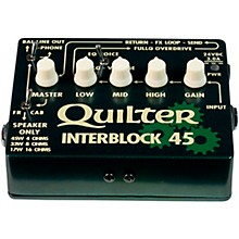 Open Box Quilter Labs InterBlock 45 45W Guitar Amp Head