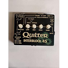 Quilter Labs InterBlock 45 Guitar Amp Head