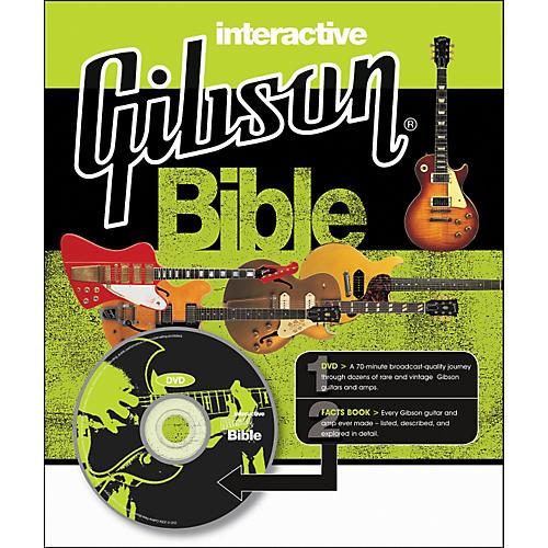 Hal Leonard Interactive Gibson Bible (Book/DVD)