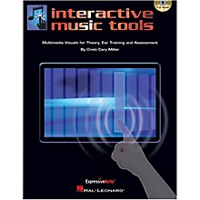 Hal Leonard Interactive Music Tools-Multimedia Visuals for Theory Ear Training and Assessment CD-ROM
