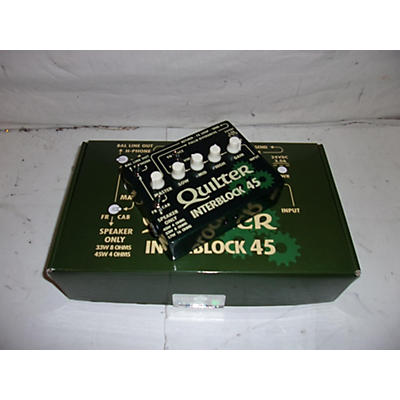 Quilter Labs Interblock 45 Solid State Guitar Amp Head