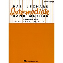 Hal Leonard Intermediate Band Method B Flat Clarinet