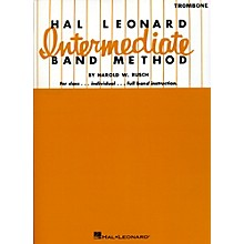Hal Leonard Intermediate Band Method Trombone
