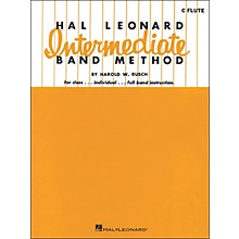 Hal Leonard Intermediate Band Method for C Flute