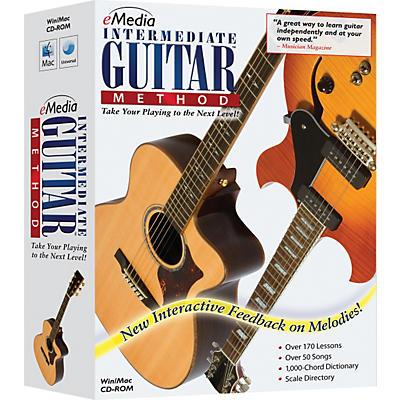 eMedia Intermediate Guitar Method Version 3