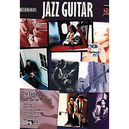 Alfred Intermediate Jazz Guitar (Book/CD)