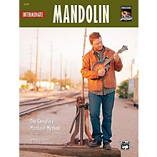 Alfred Intermediate Mandolin Book w/CD