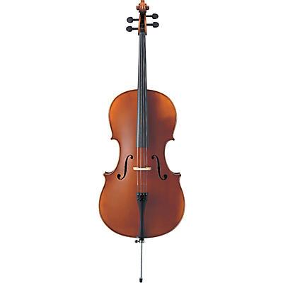Yamaha Intermediate Model AVC7 cello outfit