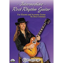 Centerstream Publishing Intermediate Rock Rhythm Guitar (DVD)