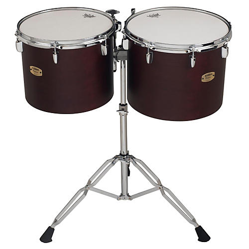 Yamaha Intermediate Single Head Concert Tom Set with WS-865A Stand