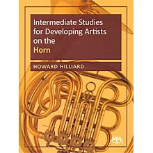Meredith Music Intermediate Studies For Developing Artists On The French Horn
