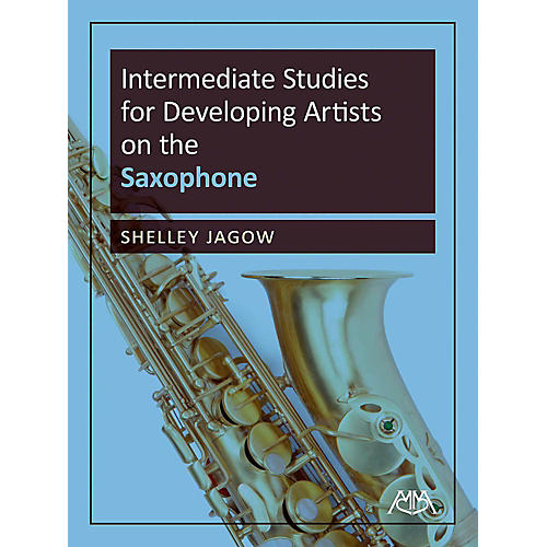 Meredith Music Intermediate Studies For Developing Artists On The Saxophone