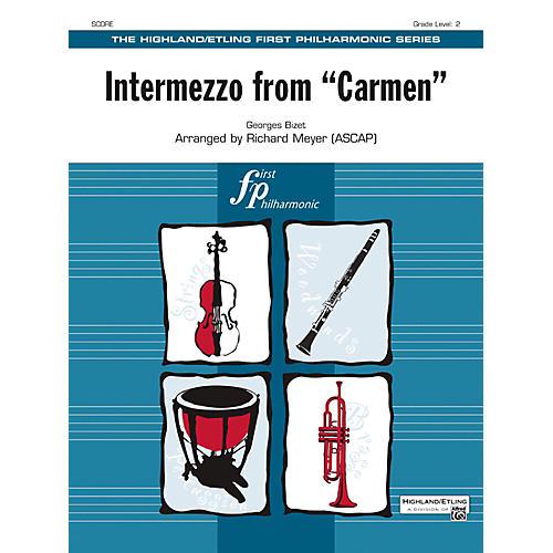 Alfred Intermezzo from Carmen String Orchestra Grade 2 Set