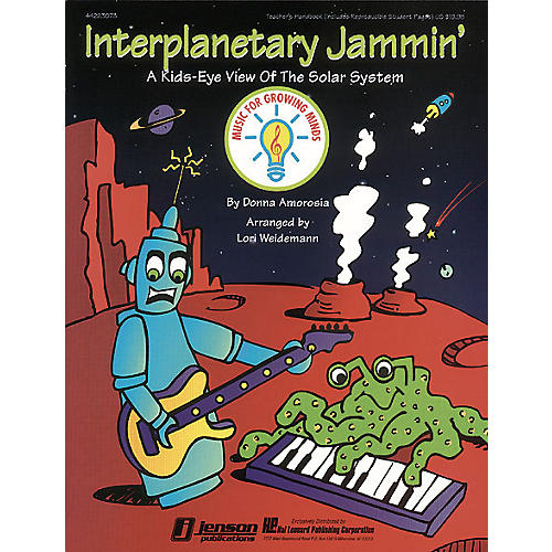 Hal Leonard Interplanetary Jammin' - A Kids-Eye View of the Solar System (Collection) TEACHER ED by Lori Weidemann