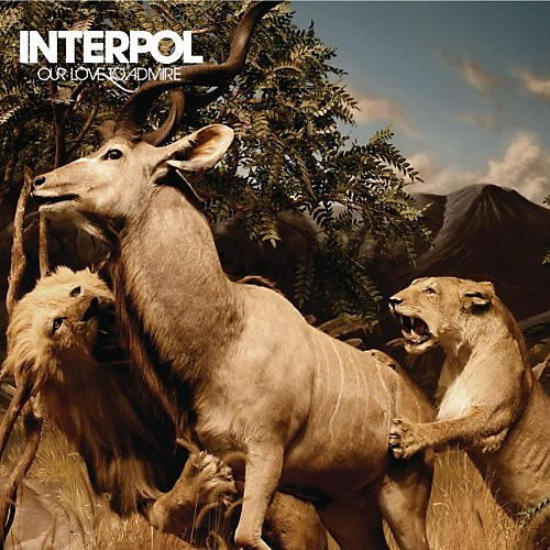 Alliance Interpol - Our Love To Admire