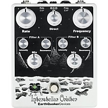 Open BoxEarthQuaker Devices Interstellar Orbiter Dual Resonant Filter Guitar Pedal