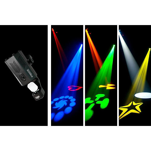 CHAUVET DJ Intimidator Scan LED 100