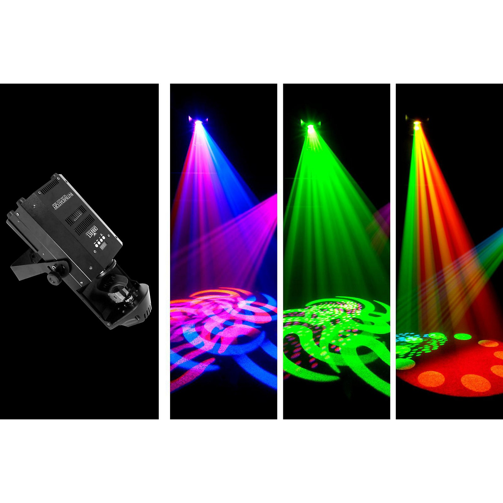 CHAUVET DJ Intimidator Scan LED 300