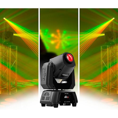 Intimidator Spot 160 Moving-Head Spotlight