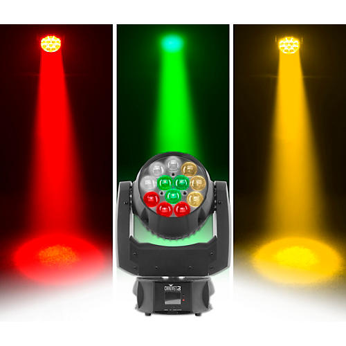 CHAUVET DJ Intimidator Wash Zoom 450 IRC RGBW LED Moving-Head Light