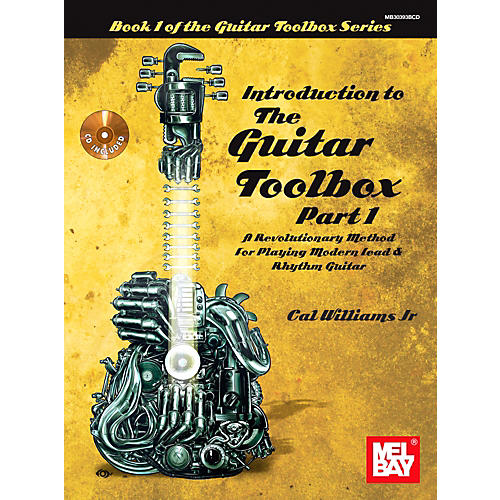 Mel Bay Introduction to the Guitar Toolbox Part 1 CD