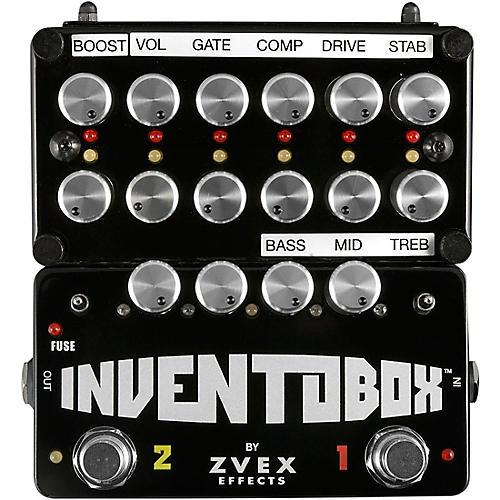 ZVex Inventobox Loaded DIY Effects Module