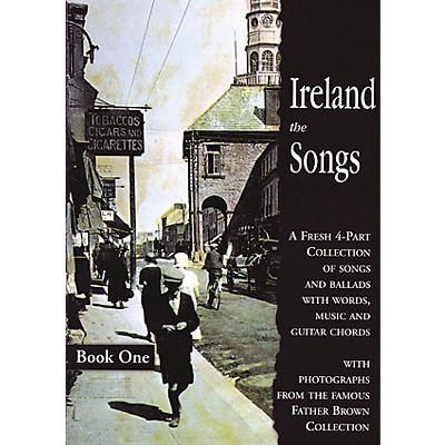 Waltons Ireland: The Songs - Book One Waltons Irish Music Books Series Softcover