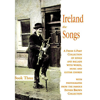 Waltons Ireland: The Songs - Book Three Waltons Irish Music Books Series Softcover