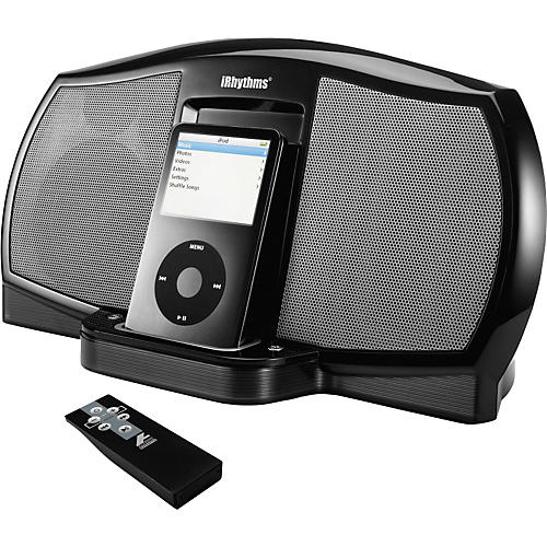 Cyber Acoustics Irhythms Digital Docking Speaker System