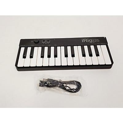 IK Multimedia Irig Keys 25 MIDI Controller