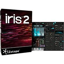 iZotope Iris 2 Upgrade from Iris 1