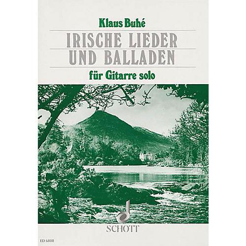 Schott Irische Lieder Und Balladen Schott Series