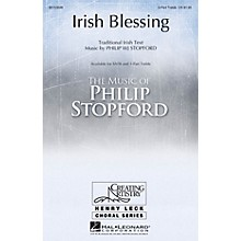 Hal Leonard Irish Blessing 3 Part Treble composed by Philip Stopford