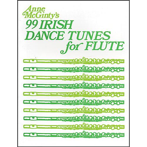 Irish Dance Tunes for Flute Book