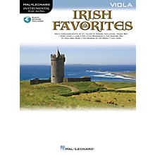 Hal Leonard Irish Favorites (Viola) Instrumental Play-Along Series Softcover Audio Online