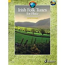 Schott Irish Folk Tunes for Flute Schott Series Softcover with CD