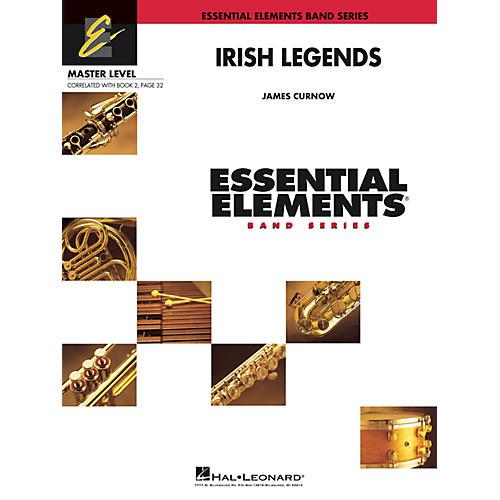 Hal Leonard Irish Legends Concert Band Level 2 Composed by James Curnow