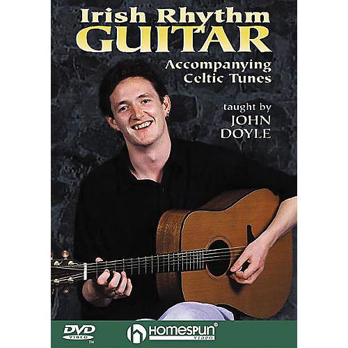 Homespun Irish Rhythm Guitar (DVD)