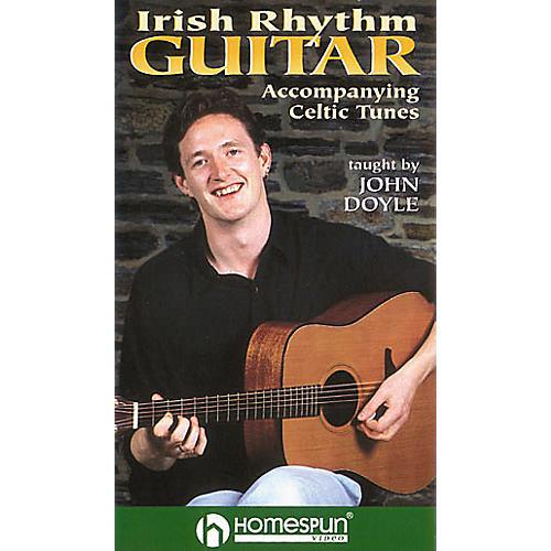 Hal Leonard Irish Rhythm Guitar Video