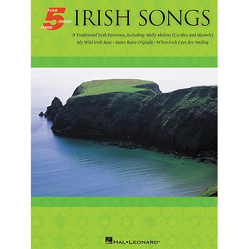 Hal Leonard Irish Songs For Five Finger Piano