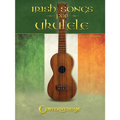 Centerstream Publishing Irish Songs For Ukulele (Includes Tab)
