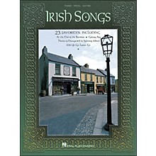 Hal Leonard Irish Songs arranged for piano, vocal, and guitar (P/V/G)