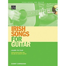 String Letter Publishing Irish Songs for Guitar (Book/CD)