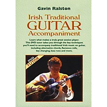 Waltons Irish Traditional Guitar Accompaniment Waltons Irish Music Dvd Series DVD Written by Gavin Ralston