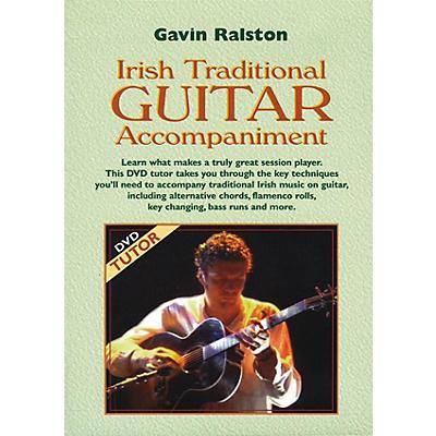 Waltons Irish Traditional Guitar Accompaniment Waltons Irish Music Dvd Series DVD Written by Gavin Ralston